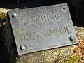 Friedhof Jamlitz Familiengrab Walter Kuehne 03.JPG