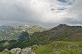 From Lindsberger Törl (2296m) heading E 01.jpg