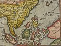 From a full-sized map of Asia by Ortelius, 1595 southeast.jpg