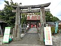 Front of Kashii Shrine in Kubota, Saga.jpg