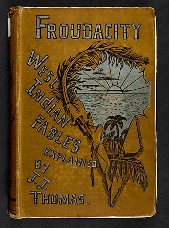 James Anthony Froude - Front cover of Froudacity (1889)