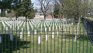 Fort McPherson National Cemetery - Fort McPherson National Cemetery.
