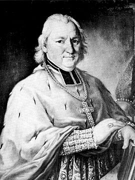 Franz Xaver, Basel, Bischof