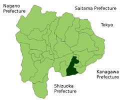 富士吉田市 - Wikipedia