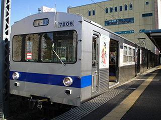 Fukushima Kōtsū Iizaka Line