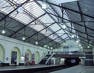 Fulham Broadway tube station - Image: Fulham Broadway 3