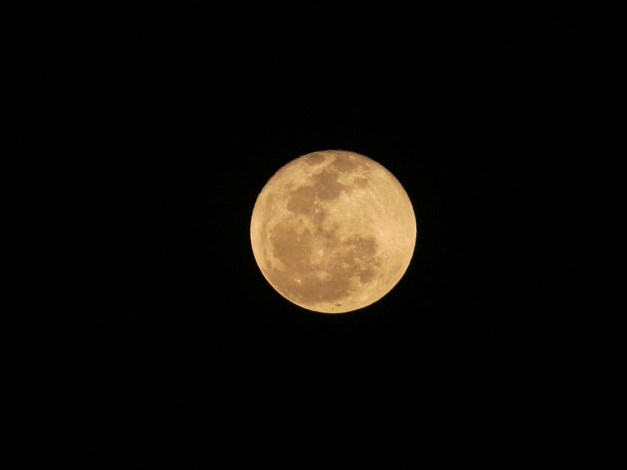 New moon summary