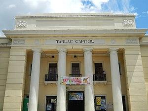 Tarlac - Tarlac Provincial Capitol in Tarlac City