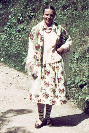 Gorals - Goral from Zakopane (1938)