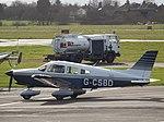 G-CSBD Piper Dakota 28 (34516146484).jpg
