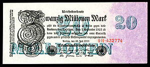 GER-97b-Reichsbanknote-20 Million Mark (1923).jpg