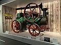 GER — BY — Regensburg - Donaumarkt 1 (Museum der Bayerischen Geschichte Lanz Lokomobil, Bj. 1921.JPG