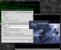 GMPlayer (MPlayer 1.0pre5) on Linux graphic mode sshot20040911.png