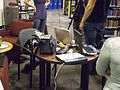 GMU Mason Votes Mason Votes command center in the Johnson Center (2807869590).jpg