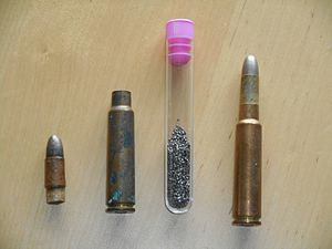 7.5×55mm Swiss - GP90/03 ammunition