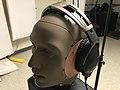 GRAS Type 45CB Acoustic Protector Test Fixture with Aviation Headset - NIOSH Acoustics Laboratory.jpg