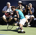 Gaël Monfils at the 2009 US Open 04.jpg
