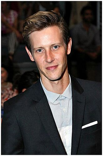 Gabriel Mann - Mann in June 2014