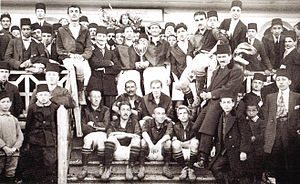 1915–16 Istanbul Football League - Istanbul Friday League - Galatasaray SK 1915-16 Champion
