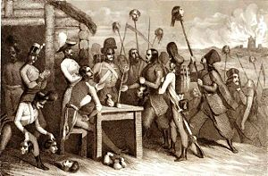 Galician slaughter - Peasants were paid in money and salt for the heads of nobles