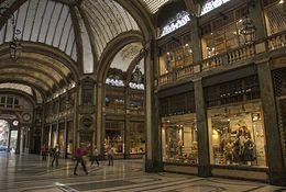 La Credenza Galleria San Federico : Galleria san federico wikipedia