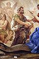 Galleria di luca giordano, 1682-85, antro dell'eternità e nascita dell'uomo 07 giano col nascituro.JPG