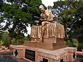 Gandhi statue-3-gandhi park-port blair-andaman-India.jpg
