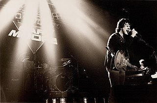 Gary Moore discography