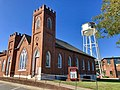 Gaston Chapel AME Church, Morganton, NC (49021757927).jpg