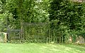 Gates to Denton Manor, Lincs (geograph 3648804).jpg