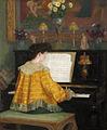Gauzi Jeune femme au piano (RO 1035).jpg