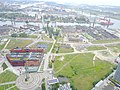 Gdansk Shipyard aerial photograph 2019 P07.jpg