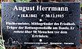 Gedenktafel Fürstenwalder Allee 93 (RahndWil) August Herrmann.jpg