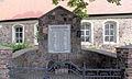 Gedenktafel Freiherr-von-Loeben-Str (Schenkendorf) Kriegsopfer.jpg
