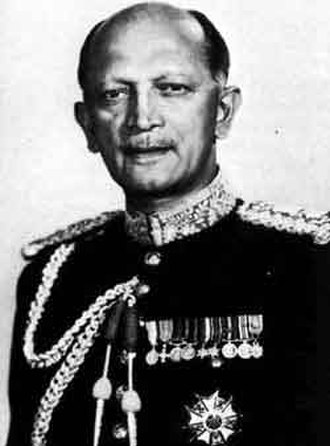 Chief of the Army Staff (India) - Image: General K. M. Cariappa