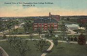 General View of UNH 1913