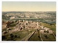 General view, Jerusalem, Holy Land-LCCN2002724996.tif