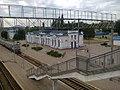 General view of Krasnohrad railway station, 2017.jpg
