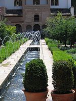 Jard n isl mico wikipedia la enciclopedia libre for Jardin islamico