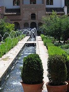Jardin islamique — Wikipédia