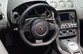 Geneva MotorShow 2013 - Lamborghini Aventador steering wheel.jpg
