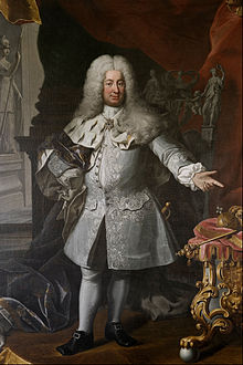 Georg Engelhardt Schröder - Fredrik I, King of Sweden 1720-1751 - Google Art Project.jpg