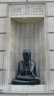 Edmund Thompson sculptor
