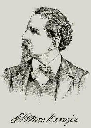 George Henry Mackenzie - Image: George Henry Mackenzie
