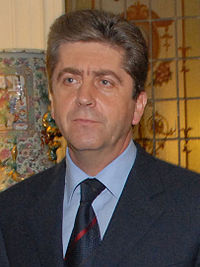 Georgi Parvanov