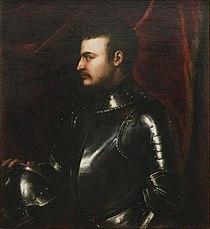 Gian Paolo Pace, detto l'Olmo - Ritratto di Giovanni dalle Bande Nere - 1545.jpg