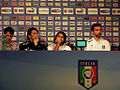 Gianluigi Buffon, Salvatore Sirigu and Morgan de Sanctis.jpg