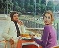 Gianni Morandi-Stefania Casini-Le castagne sono buone 1970.JPG