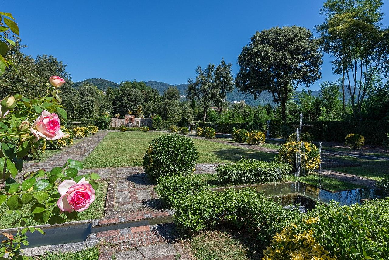 File giardino spagnolo villa reale marlia - Giardini foto immagini ...