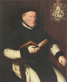 abbot of Abbey Ten Duinen